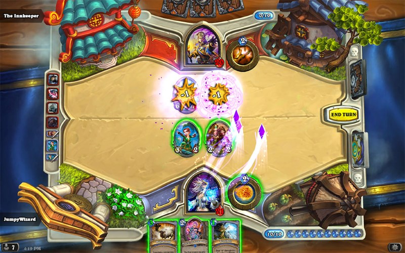 Hearthstone Introduces New Game Formats and More Deck Slots