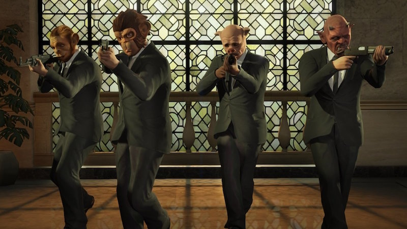 GTA Online Is Down for PS4 Owners
