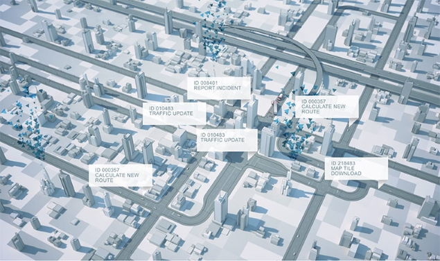 Nokia's Here Chosen to Lead Vehicle Hazard Warning Pilot Project in Finland