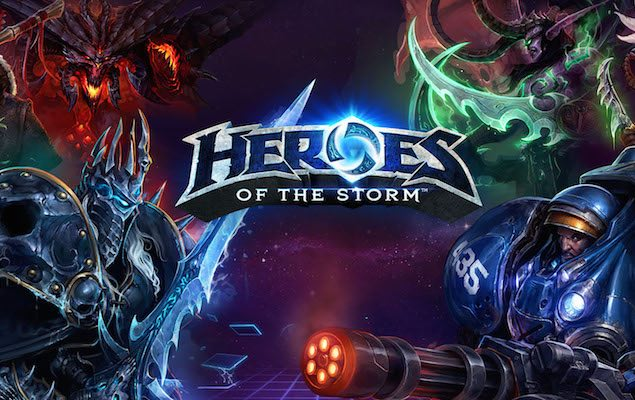 Blizzard's Heroes of the Storm MOBA Release Date Revealed as June 2