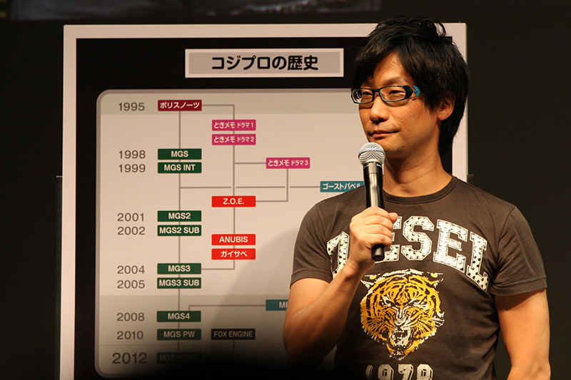 Kojima Productions to Bring Its First Title to PC After the PS4