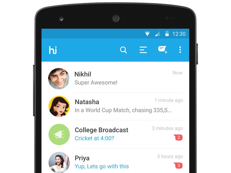 Hike Takes on Line and WeChat With Games on Hike