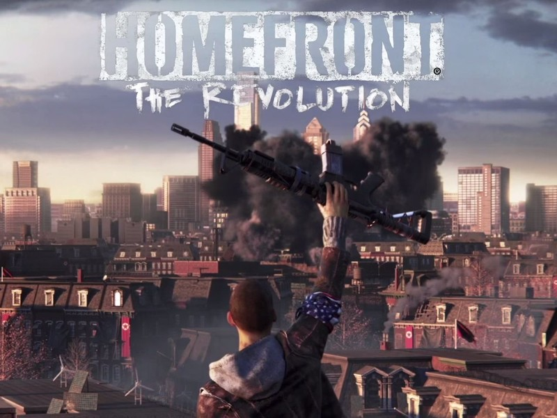 Homefront: The Revolution Release Date, Xbox One Closed Beta Announced