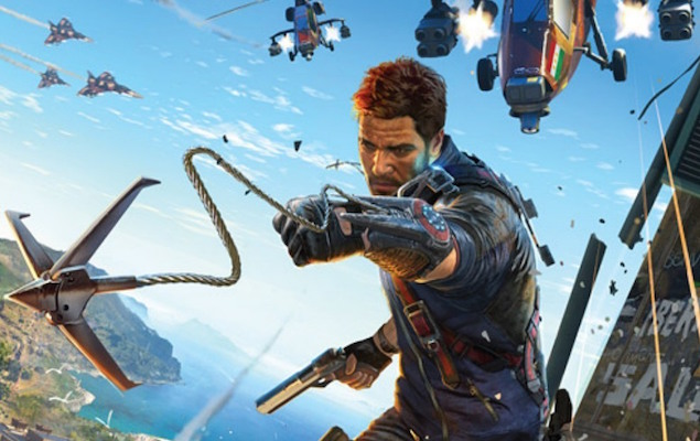Just Cause 3 Announced for Holiday 2015 Release on PC, PS4, and Xbox One
