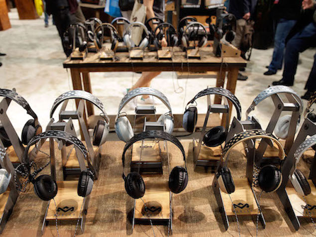House of Marley Unveils a Sound Bar and Headphones at CES 2015