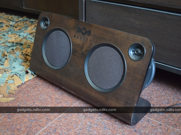 House of Marley Get Up Stand Up Review: Wood, Bass, and the Art of Thump