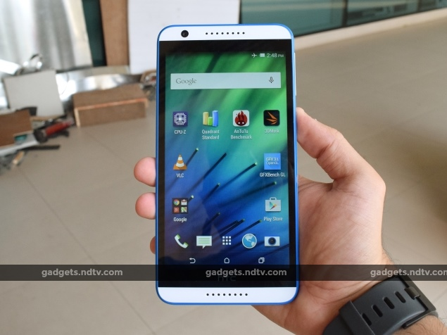 HTC Desire 820s Review: New Brains in the Same Body