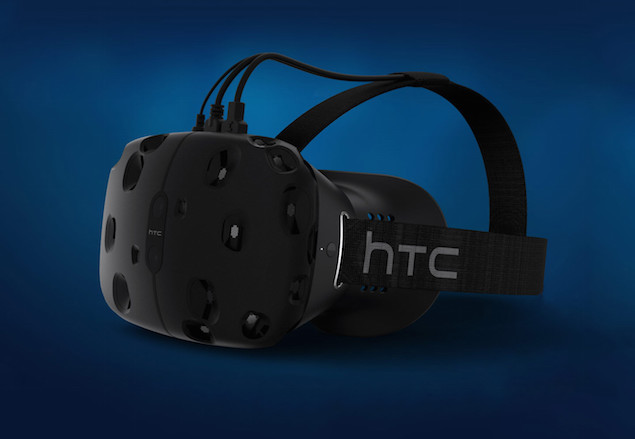 Valve Shipping HTC Vive VR Headset to Developers, Movie Studios