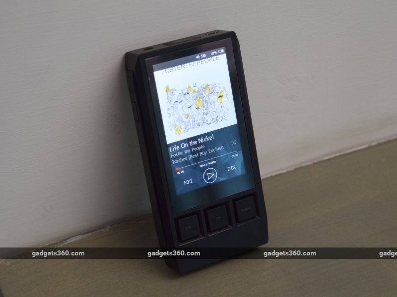 iBasso DX80 Review