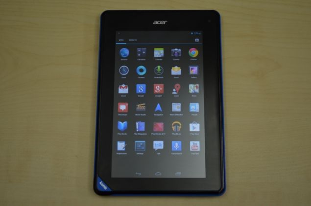 Acer Iconia B1-A71 review   NDTV Gadgets360.com