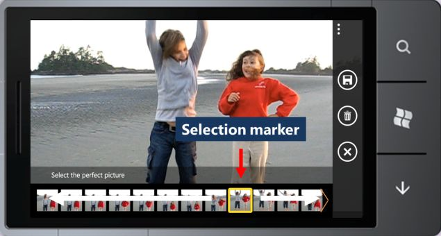 Microsoft Research launches Blink lens app for Windows Phone for burst mode photos