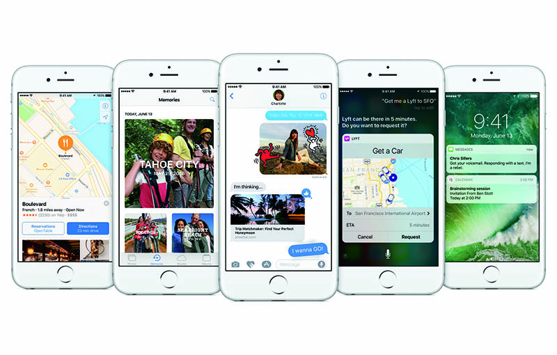 iOS 10 Features: 10 Big Ones Unveiled at WWDC 2016