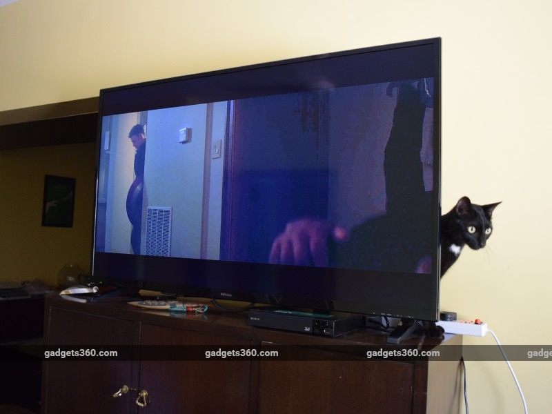 Infocus Ii 50ea800 Full Hd Led Tv Review Ndtv Gadgets360 Com