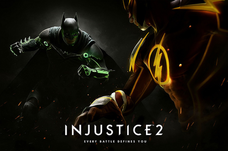 Injustice 2 Announced for PS4 and Xbox One but Not PC