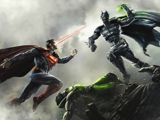 Injustice 2 for PS4 and Xbox One Out Now: What You Need to Know