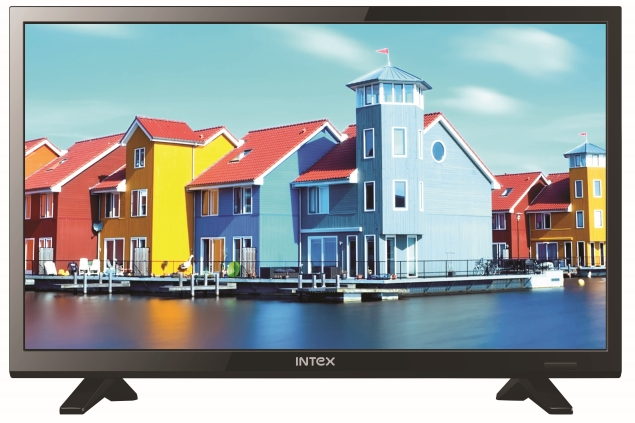 Intex Launches 21-Inch Full-HD Television at Rs. 9,990