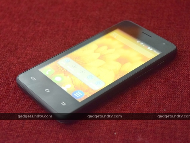 Intex Cloud N Review: Smartphone for the Price of a Feature Phone