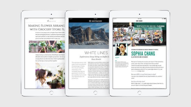 Apple Unveils Flipboard-Like News App to Replace Newsstand