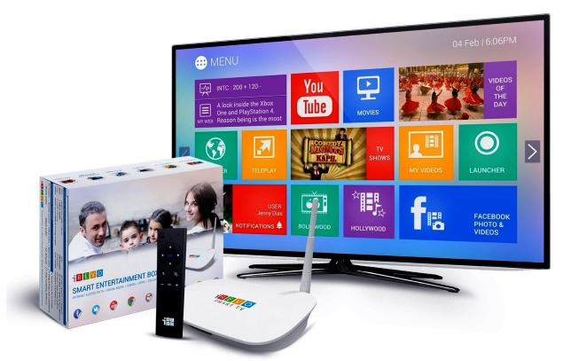 iRevo SmartTV and SmartPC Launched in India