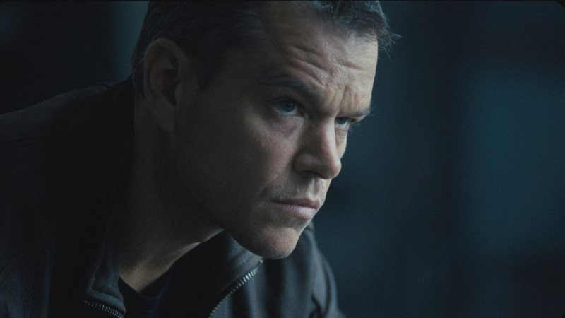 Jason Bourne Seems Stuck in One Gear