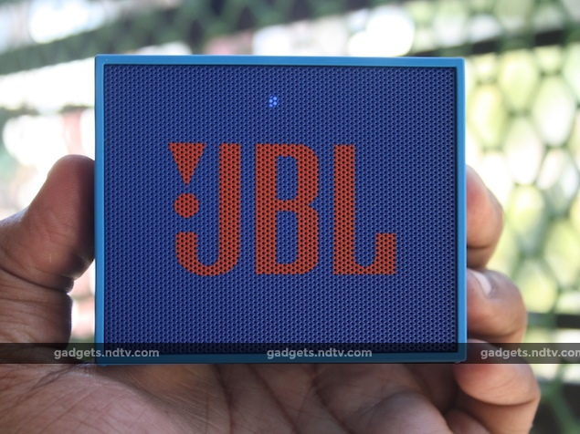 JBL Go Review: Compact Body, Competent Sound | NDTV