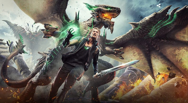Scalebound to Be a Nintendo Switch Exclusive: Report