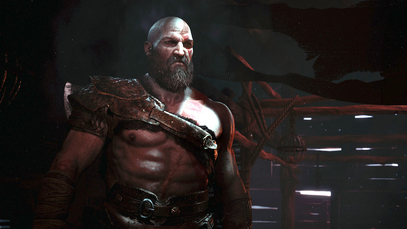 God of War PS4 Download Size Revealed