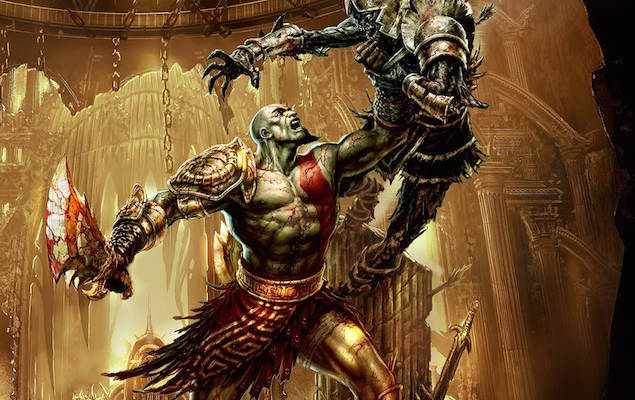 God of War III Remastered Coming to PS4 on July 14