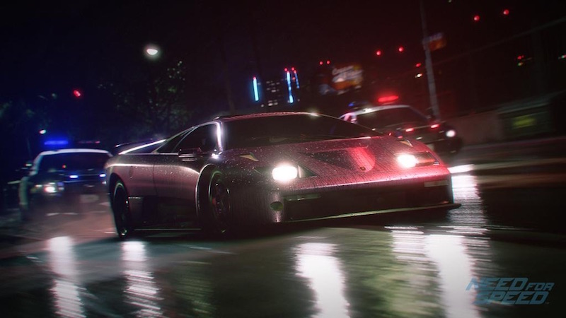 Is Need for Speed Arena the Name of the Next Need for Speed Game?