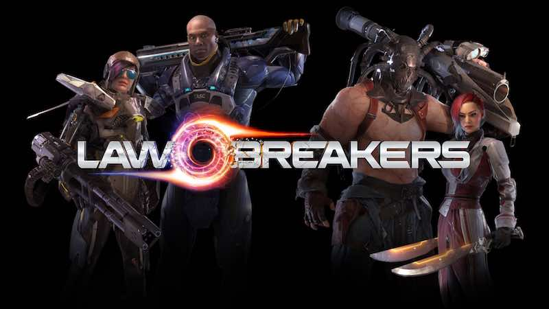 LawBreakers From Makers of Killzone and Gears of War Is Not Free-to-Play Any More