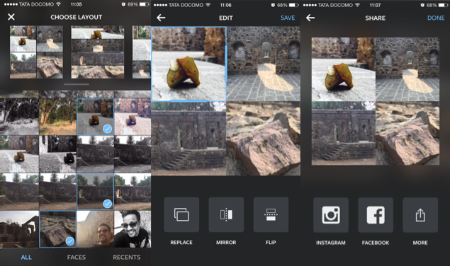 For Apps, Less is More, and Layout from Instagram Proves This Point