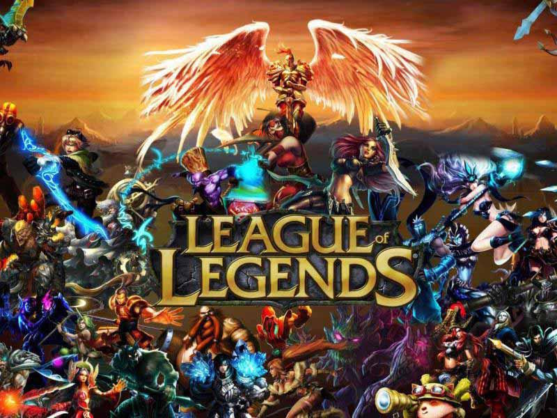 Alienware and Riot Games Partner for League of Legends E-Sports Events