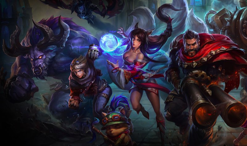 This League of Legends Fix Might Make It Easier for You to Play the Game