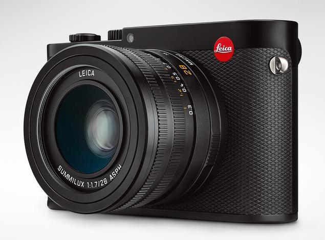 Leica Q Full Frame Fixed Focus Camera Launched At 4 250