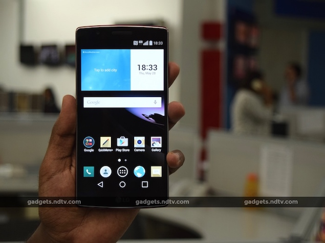 LG G Flex2 Review: Comfortably Curvy