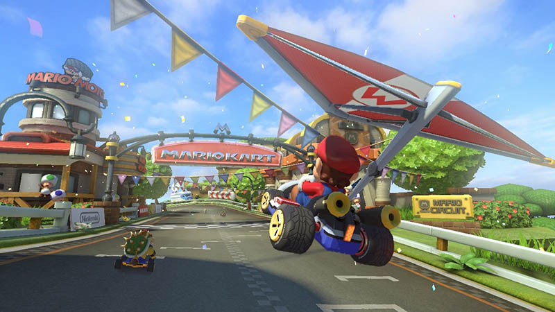 Top 5 games to play with friends on the same console ndtv mariokart8wiiug freerunsca Images