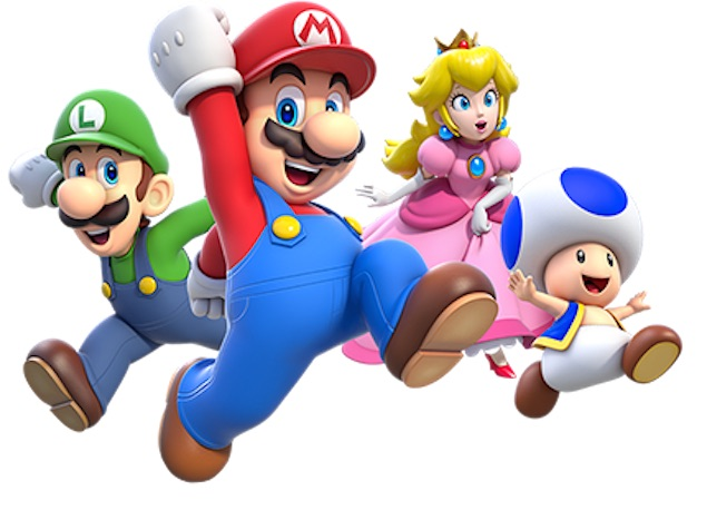 Nintendo to Publish 5 Mobile Games by 2017; First to Launch 2015-End