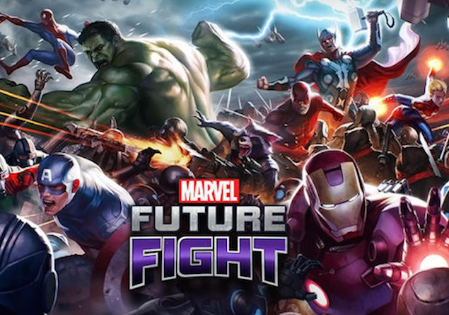 Marvel Future Fight Lets You Control The Avengers
