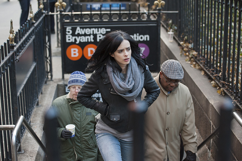 Marvel Movies Should Take Notes From Jessica Jones