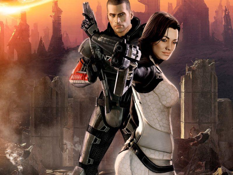 Mass Effect 2 Trailer Inspires Donald Trump Campaign Video