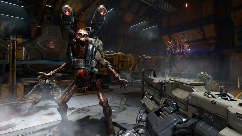 Doom Uncharted 4 And Other Games Releasing In May 2016 Ndtv