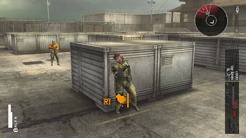 Fan Remake of Original Metal Gear Solid Proposed for PC
