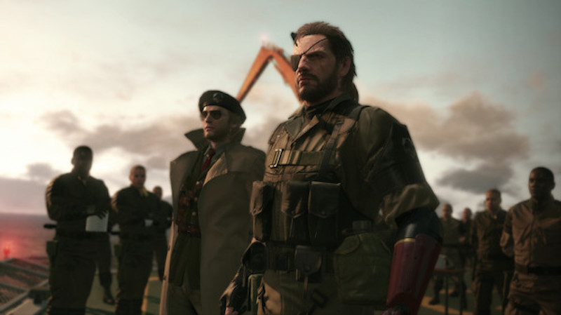 Metal Gear Solid V on PC Is a 28GB Download Even if You Buy It on Disc