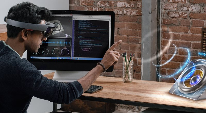 Microsoft HoloLens Hardware Specifications Detailed
