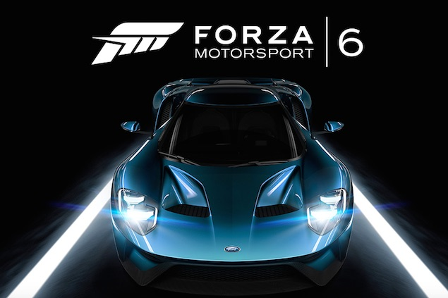 Forza Motorsport 6 Announced as Xbox One Exclusive