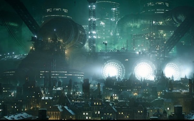 Final Fantasy VII Remake in Development Hell: Report