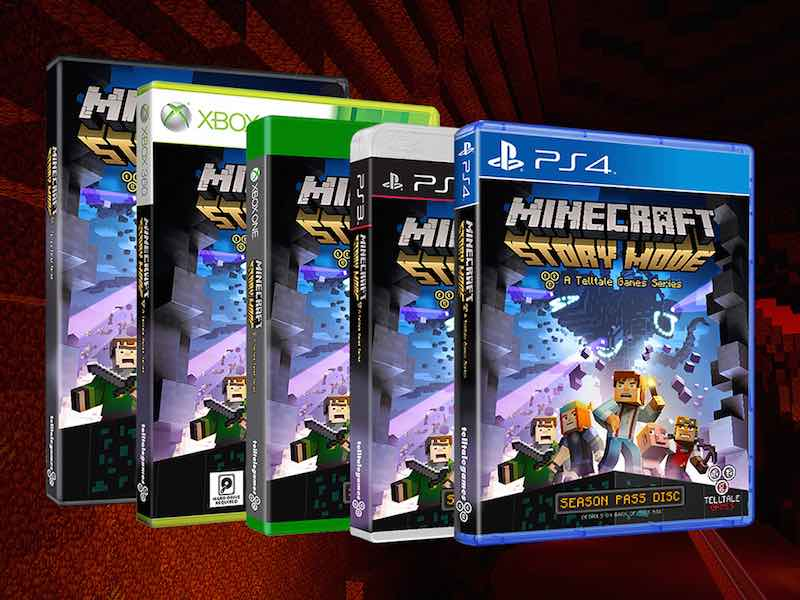 Minecraft: Story Mode Release Date for Console, Mobile, and