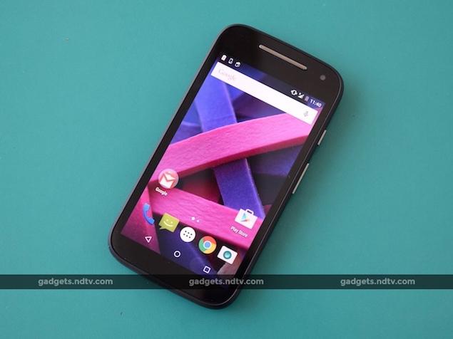 Motorola Moto E (Gen 2) Review: Improves Upon its Predecessor in Many Ways