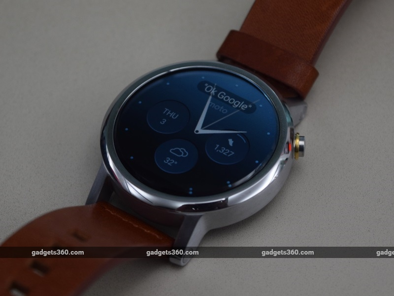 Moto 360 (2nd Gen) Review