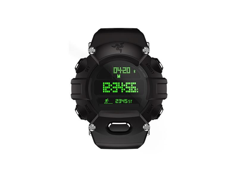 Razer Unveils the Nabu Watch at CES 2016